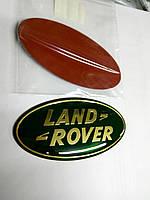 Эмблема на LAND ROVER