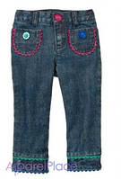 Gymboree Штаны джинсовые