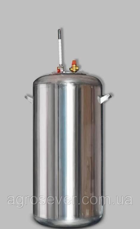 """Автоклав """"А100 electro"""" (Универсальный) 100 пол литровых банки или 60 литровых"""
