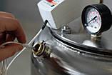 """Автоклав """"А100 electro"""" (Универсальный) 100 пол литровых банки или 60 литровых , фото 4"""