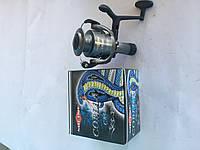 Катушка безинерционная для ловли рыбы на удочки и спиннинги Кобра CB340 3 подшипникa