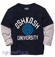 OshKosh Футболка с длинным рукавом темно-синяя  ОшКош