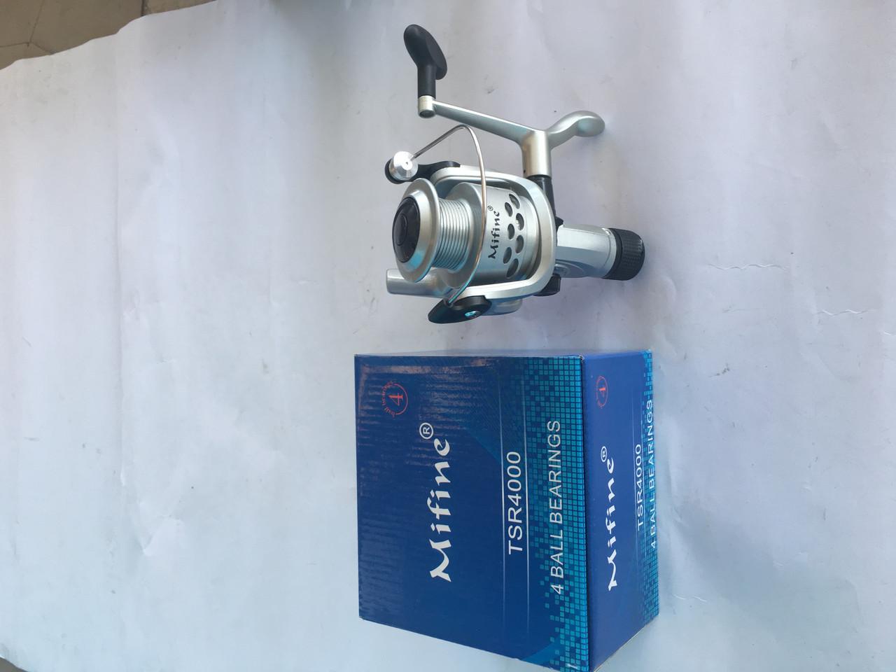 Котушка MIFINE TSR4000 4 підшипника