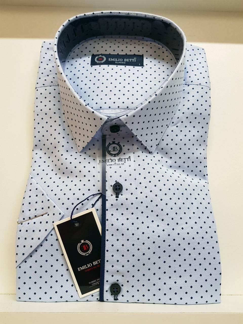 Рубашка  батальная Emillio Betti