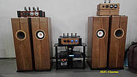 Maestro Simplicity Mark I High End акустика и ламповый стерео усилитель от Trident Sound