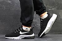 Мужские кроссовки Nike Air Presto Fly найк престо черные - Сетка плотная дышащая,подошва пена р:41-45Вьетнам , фото 1