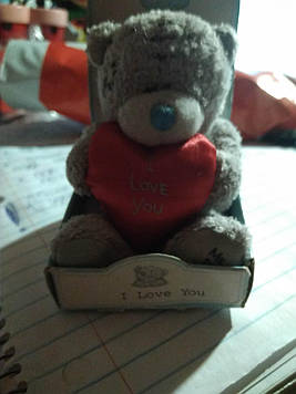 Коллекционный в коробке ТЕДДИ мишка МЕДВЕДЬ МАЛЫШ me to you игрушка мягкая игрушка медведь TEDDI
