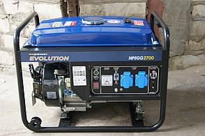 Бензиновый генератор NUPOWER EVO NPEGG 2700 (3кВт)