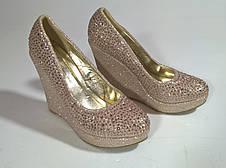 Туфли женские 38 размер  бренд ELLA LUX, фото 3