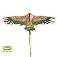Воздушный змей M 5459, орел, 90*32*65см