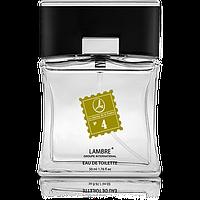 Туалетная вода Lambre №4 - Eternity for men (Calvin Klein) - 50мл.