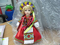 Куклы украинские сувенирные