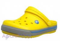 Crocs Шлепанцы Yellow Light