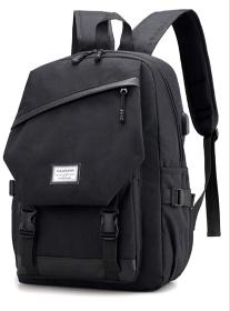 Рюкзак Fularuishi черный