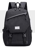 Рюкзак Fularuishi черный, фото 2
