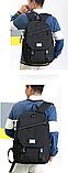 Рюкзак Fularuishi черный, фото 3