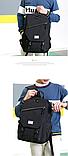 Рюкзак Fularuishi черный, фото 4