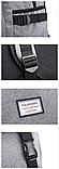 Рюкзак Fularuishi черный, фото 6