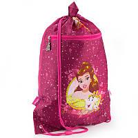 Сумка для обуви с карманом Kite Princess Принцесса, фото 1