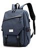 Рюкзак Fularuishi синий С225