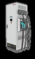 Зарядная станция Efasec QC45 50 кВт, 120А,  500 В, DC CHAdeMO, CCS/Combo 2, AC 22 кВт
