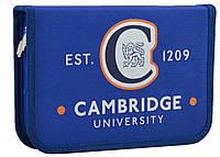 """531765 Пенал твердый одинарный YES """"Cambridge blue"""""""