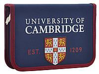 """531766 Пенал твердый одинарный с клапаном YES """"Cambridge"""""""
