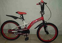 """Детский велосипед Azimut RIDER 18"""" дюймов."""