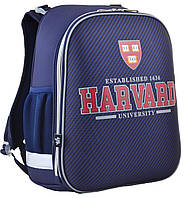 "554607 Ранец каркасный 1 Вересня H-12-2 ""Harvard"", фото 1"