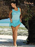 M 414 VIVIAN Туника пляжная женская