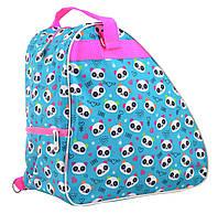 """555350 Рюкзак-сумка спортивная YES """"Lovely pandas"""", фото 1"""