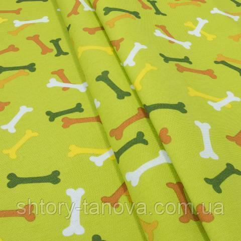 Декоративная ткань для штор, косточки