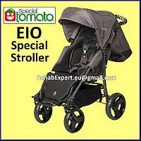 Special Tomato EIO Special Stroller Graphite - Специальная Прогулочная Коляска для Реабилитации Детей с ДЦП