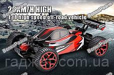 Радиоуправляемая машина Gizmovine RC Car Toys красного цвета, фото 2