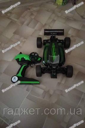 Радиоуправляемая машина Gizmovine RC зеленого цвета, фото 2