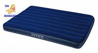 Надувной матрас Интекс Classic Downy Bed