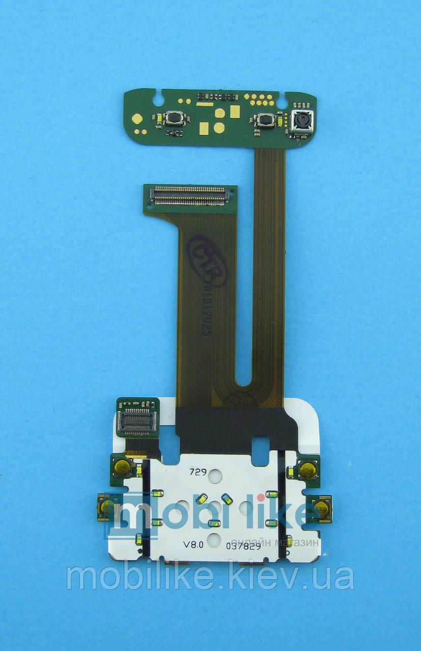Шлейф цифровой клавиатуры Nokia N81 high copy