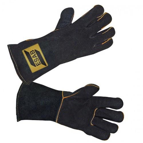 Сварочные перчатки Heavy Duty Black