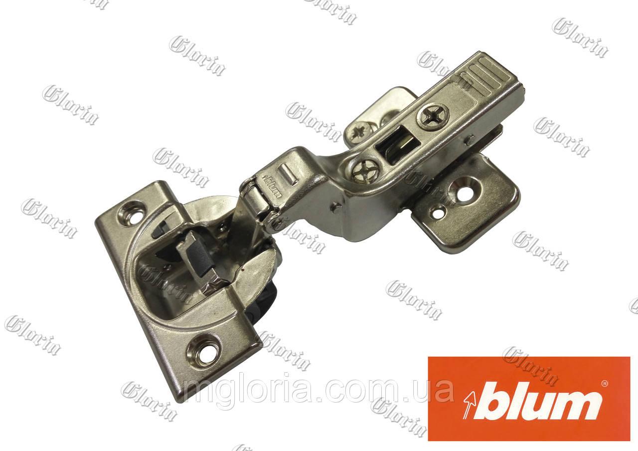 Петля Blum CLIP-Top с доводчиком для профильных дверей внутренняя 71B9750