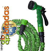 Шланг для полива BRADAS Trick Hose Green 1/2, 7,5-22м
