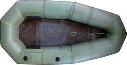 Лодка надувная Лисичанка одноместная.