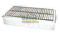 Решетка металлическая 56х32см для мангала