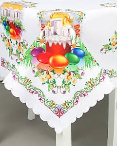 Праздничная скатерть для стола