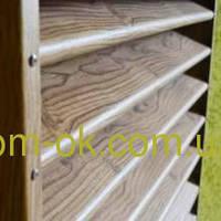 Металлический забор Жалюзи ламель Гамма Тип-Б Принтек 1-но стор, фото 1