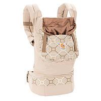Ерго рюкзак Ergo Baby Carrier Organic Lattice., фото 1