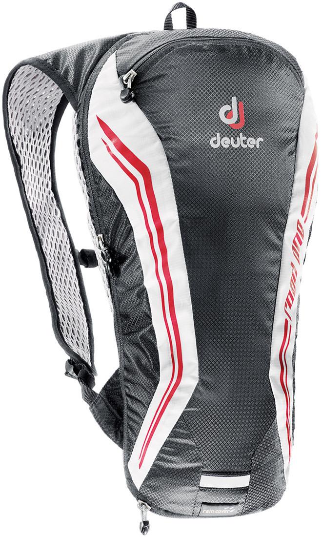 Рюкзак DEUTER ROAD ONE, 32274 7130 черный/белый 5 л