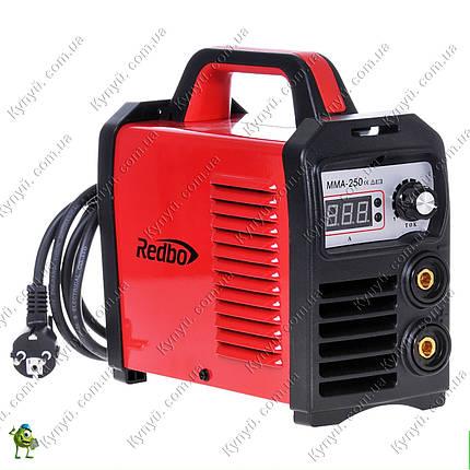 Сварочный инвертор Redbo RMMA-250, фото 2