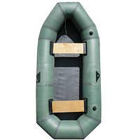 Лодка надувная Лисичанка двухместная.