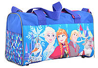 """554725 спортивна Сумка 1 Вересня """"Frozen"""", фото 1"""