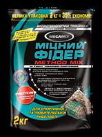 Прикормка Megamix Міцний фідер, 2кг